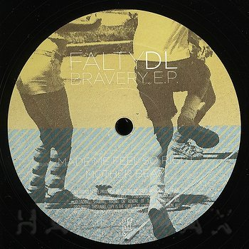 Cover art - Falty DL: Bravery EP