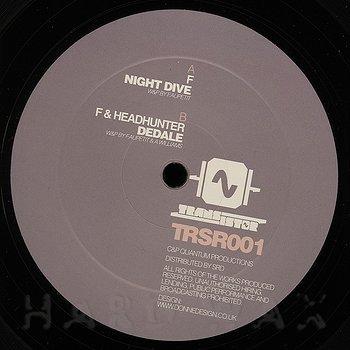 Cover art - F: Night Dive
