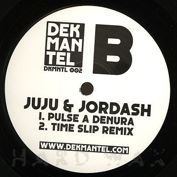 Cover art - Juju & Jordash: Dekmantel