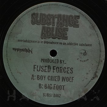 Cover art - Fused Forces: Boy Cried Wolf