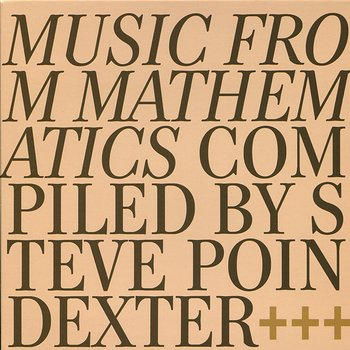 Cover art - Various Artists: Music From Mathematics