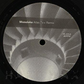 Cover art - Monolake: Atlas (T++ Remix)