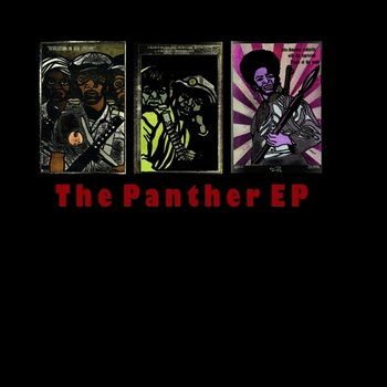 Cover art - Sascha Dive: The Panther EP