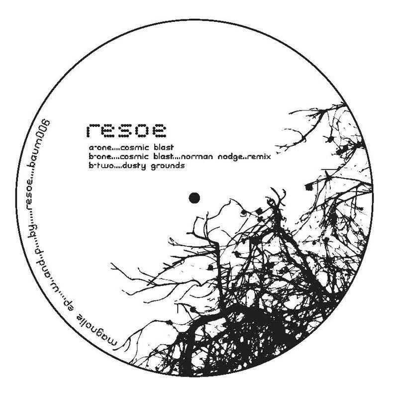 Cover art - Resoe: Magnolie EP
