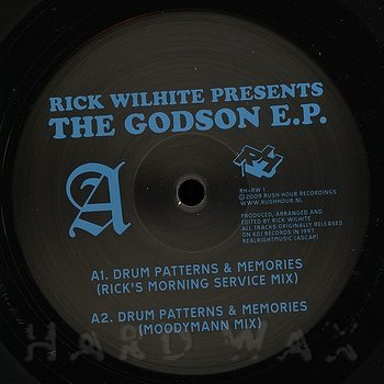 Cover art - Rick Wilhite: presents The Godson EP