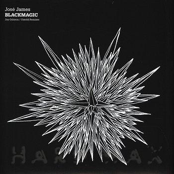 Cover art - José James: Blackmagic Remixes