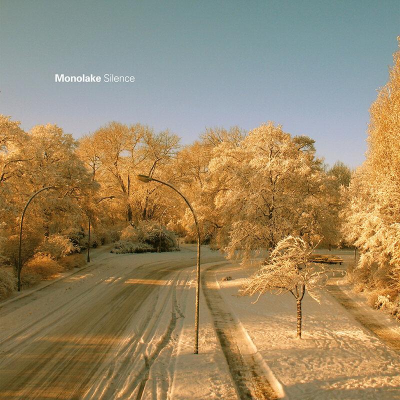 Cover art - Monolake: Silence