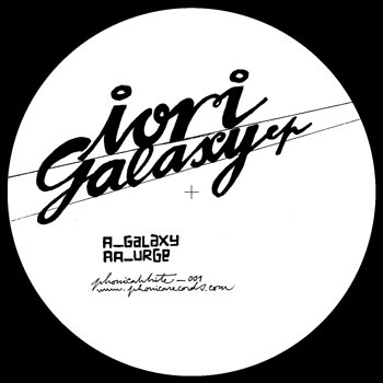 Cover art - Iori: Galaxy EP