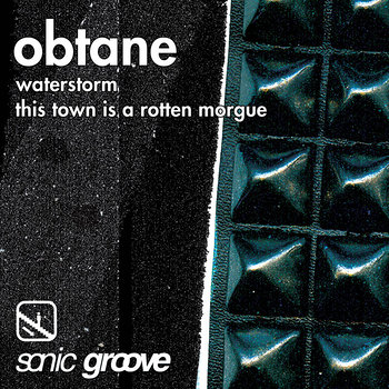 Cover art - Obtane: Waterstorm