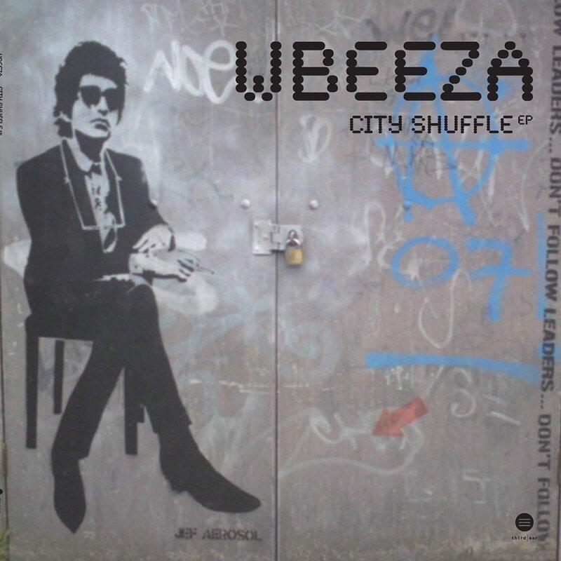 Cover art - Wbeeza: City Shuffle EP