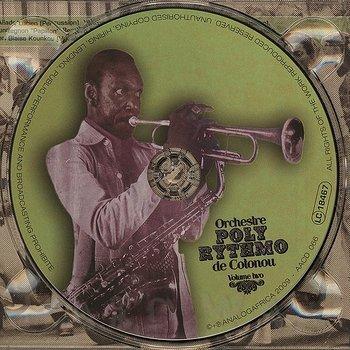 Cover art - Orchestre Poly-Rythmo De Cotonou: Echos Hypnotiques 1969-1979