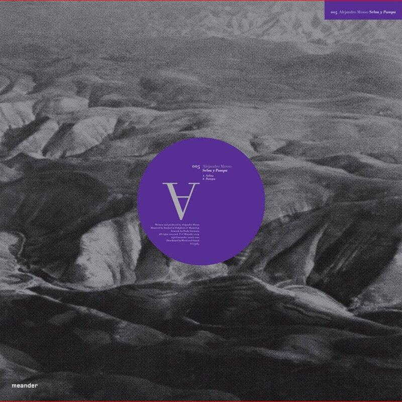 Cover art - Alejandro Mosso: Selva y Pampa