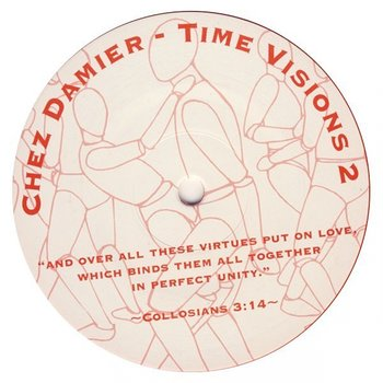 Cover art - Chez Damier: Time Visions 2