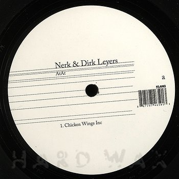 Cover art - Nerk & Dirk Leyers: Atat