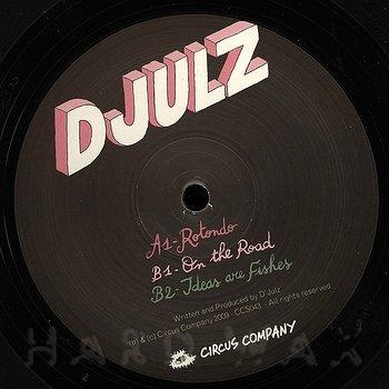 Cover art - D'Julz: Rotondo