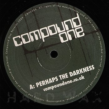 Cover art - Compound One: Perhaps The Darkness