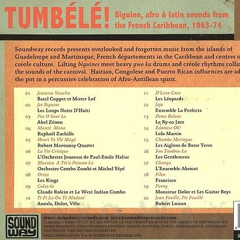 Cover art - Various Artists: Tumbélé!