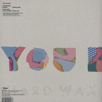 Cover art - Cosmin TRG: Now You Know