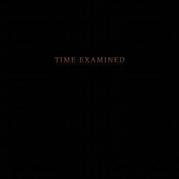 Cover art - Mika Vainio: Time Examined
