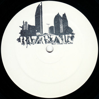Cover art - Baz Reznik: Dirt From The Mind EP