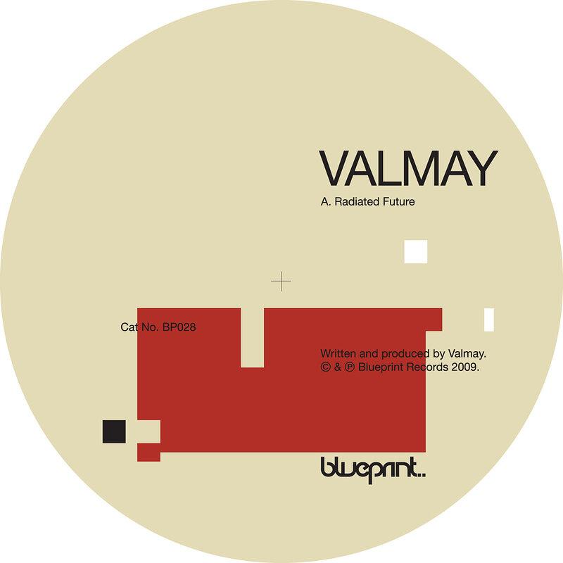 Cover art - Valmay: Radiated Future