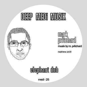 Cover art - Mark Pritchard: Elephant Dub