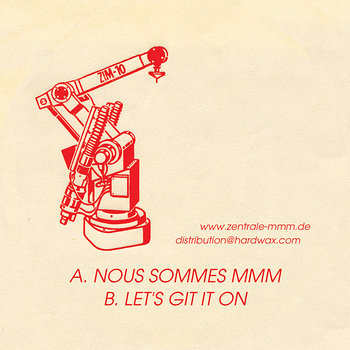 Cover art - MMM: Nous Sommes MMM