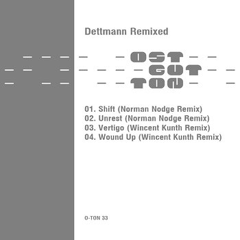 Cover art - Marcel Dettmann: Dettmann Remixed