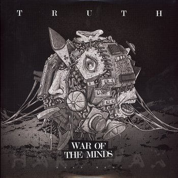 Cover art - Truth: War Of The Minds