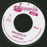 Cover art - Alton Ellis: Breaking Up
