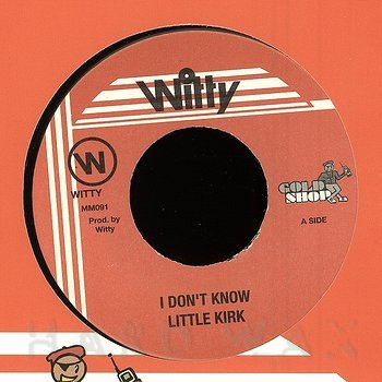 Cover art - Little Kirk: I Don't Know