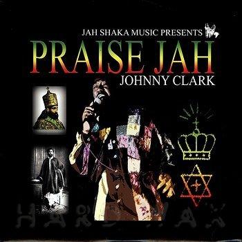 Cover art - Johnny Clark: Praise Jah