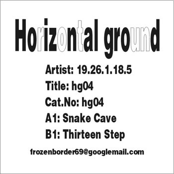 Cover art - 19.26.1.18.5: Horizontal Ground 4