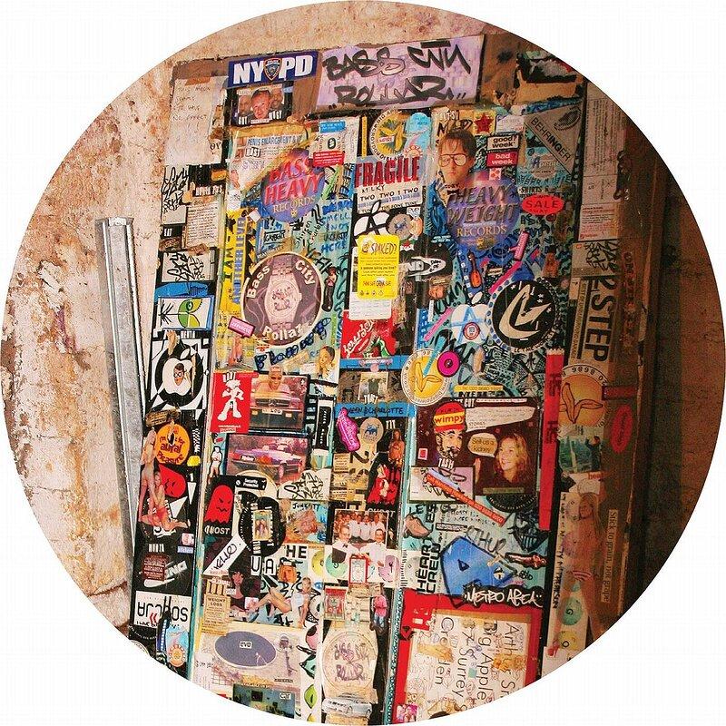 Cover art - Skream: Sweetz (2005 Flex)
