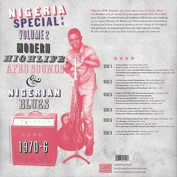 Cover art - Various Artists: Nigeria Special Vol. 2