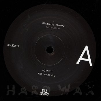Cover art - Rhythmic Theory: Circulation