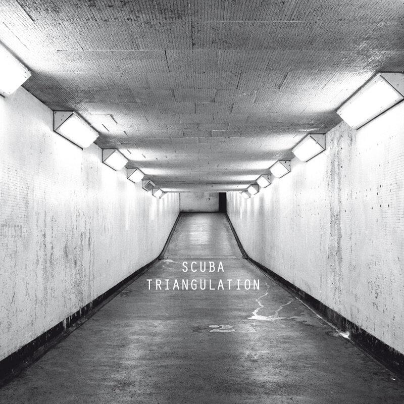 Cover art - Scuba: Triangulation
