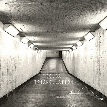 Cover art - Scuba: Triangulation