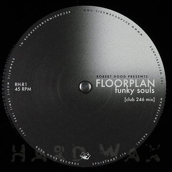 Cover art - Floorplan: Funky Souls