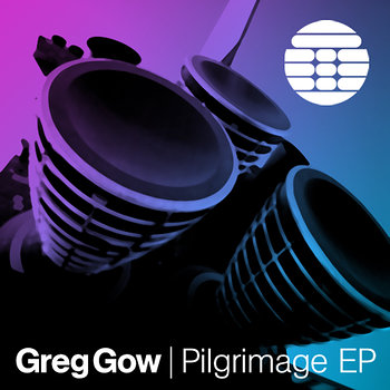 Cover art - Greg Gow: Pilgrimage EP