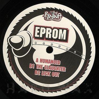 Cover art - Eprom: Humanoid