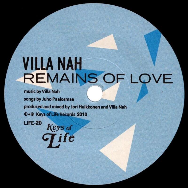 Cover art - Villa Nah: Remains Of Love