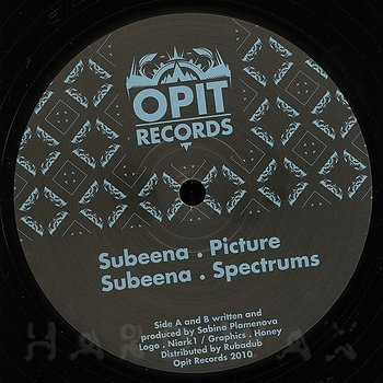 Cover art - Subeena: Picture