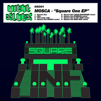 Cover art - Mosca: Square One