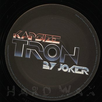 Cover art - Joker: Tron