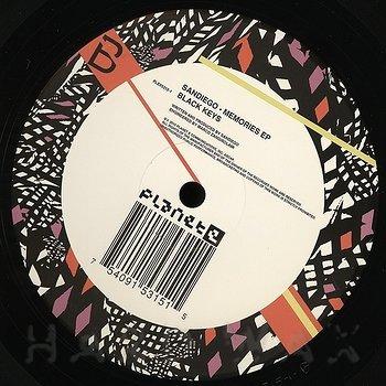Cover art - Sandiego: Memories EP