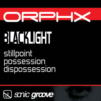 Cover art - Orphx: Black Light