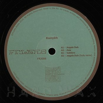 Cover art - Kuoyàh: Angels Dub EP
