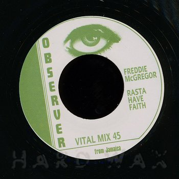 Cover art - Freddie McGregor: Rasta Have Faith