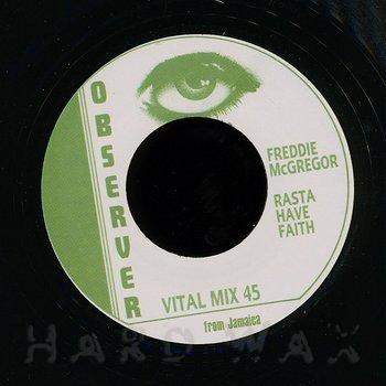 Cover art - Freddie McGregor: Rasta Have Faith